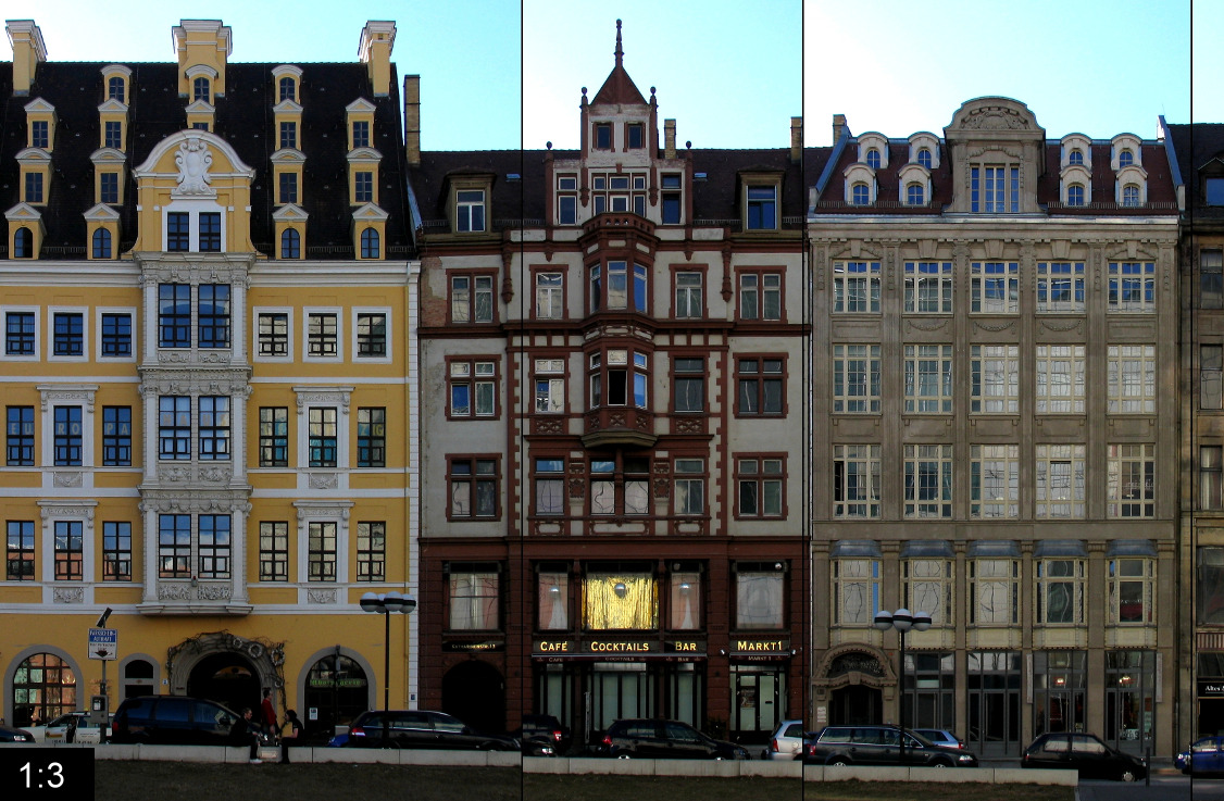 katharinenstrasse panoramastreetline. Black Bedroom Furniture Sets. Home Design Ideas