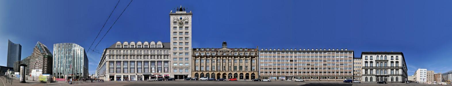 Goethestrasse / Augustusplatz