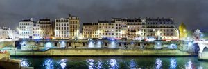 Paris Seine Photography