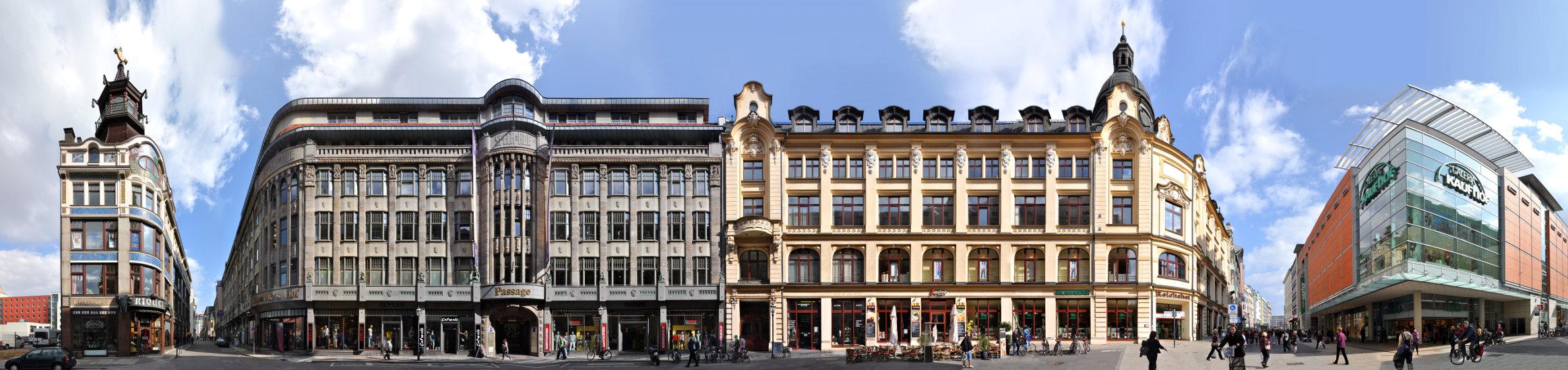 Reichsstrasse / Speck's Hof