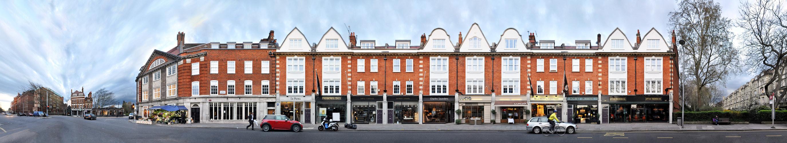 Fulham Road 241-267