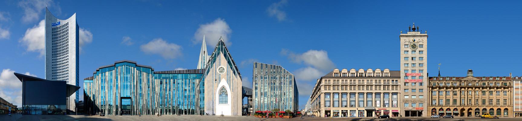 Augustusplatz / Universität Leipzig