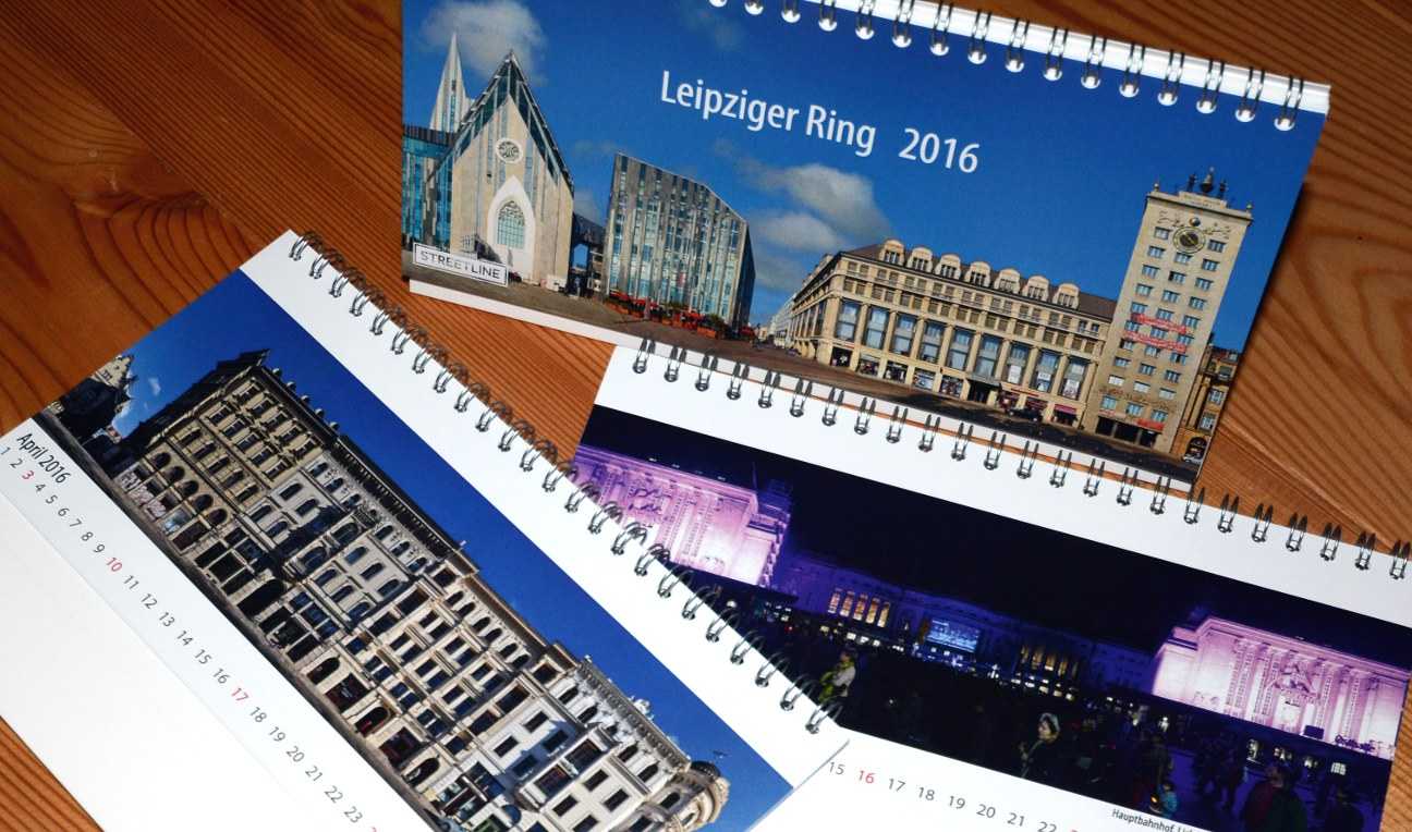 Leipziger Ring Kalender 2016