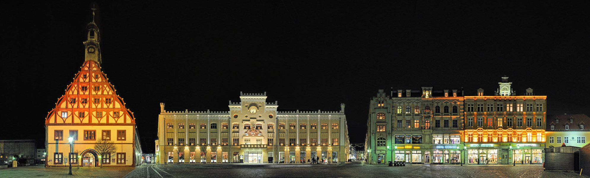 Gewandhaus | Rathaus | Hauptmarkt