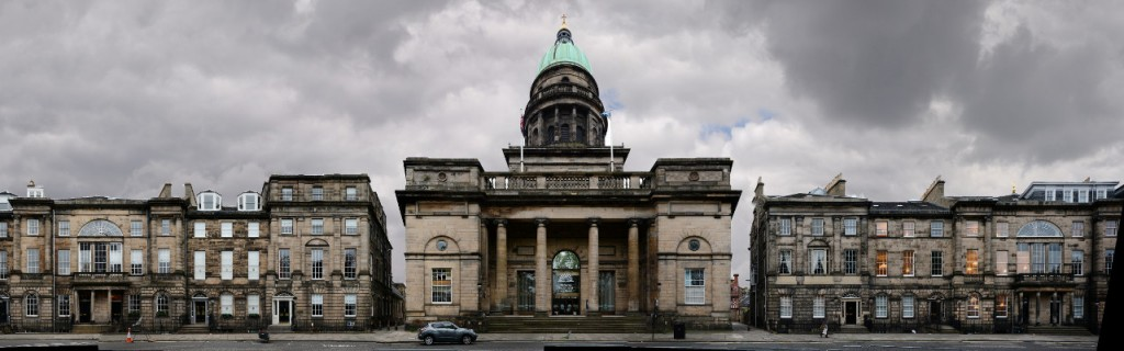 Edinburgh National Records of Scotland Photo
