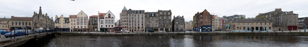 Edinburgh Shore Leith Image Photo