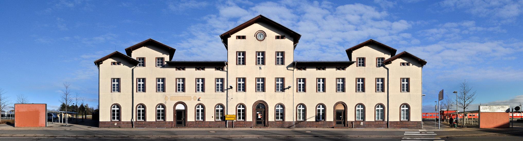Bahnhof Geithain