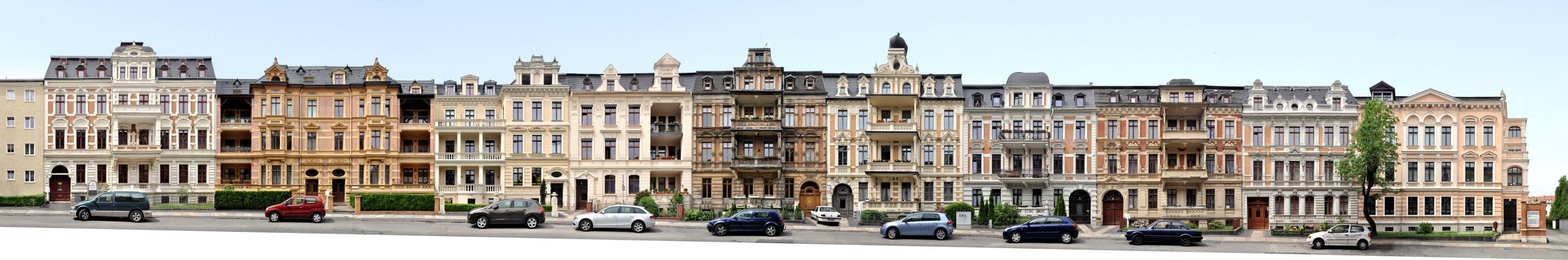 Augustastraße | Gründerzeit