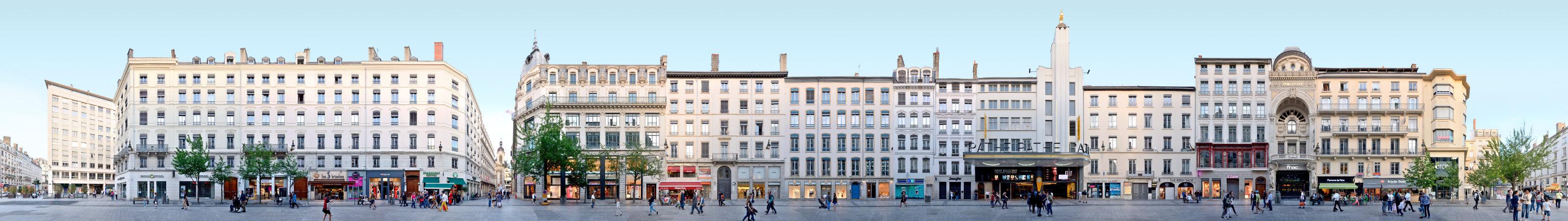 Rue de la Republique | Le Progres