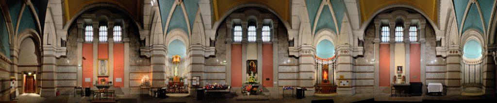 Lyon Basilica Crypta