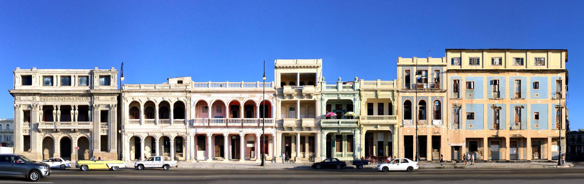 Malecón | historische Fassaden