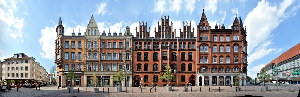 Hannover Architektur Fassaden