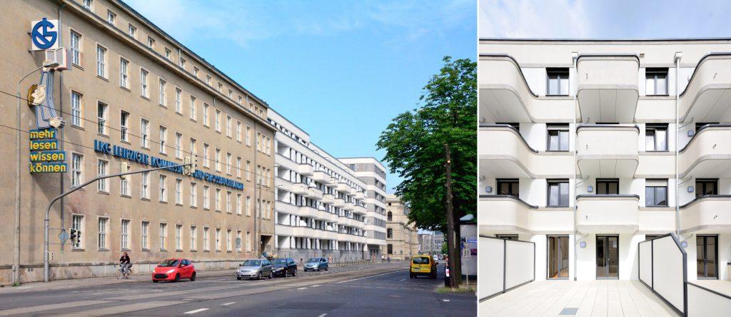 Architekturfotograf Leipzig LKG Prager Strasse
