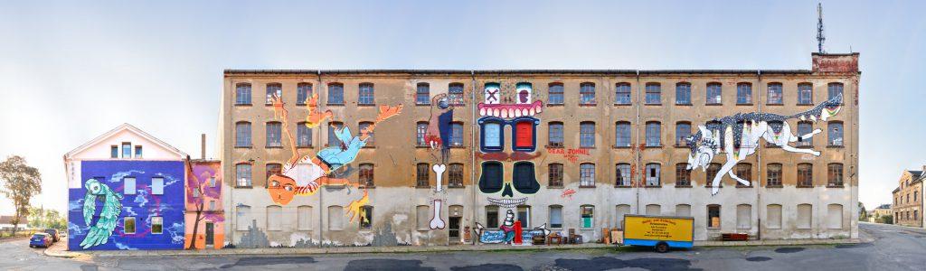 street art crimmitschau ibug 2014