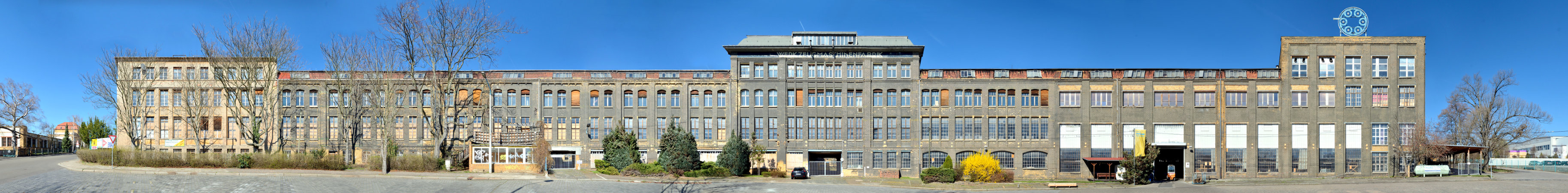 Pittler-Werke | industrial architecture