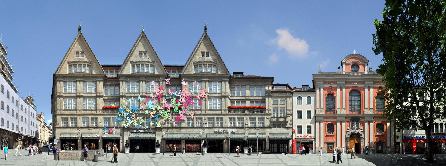 Oberpollinger, Kaufhaus in München, Neuhauser Straße