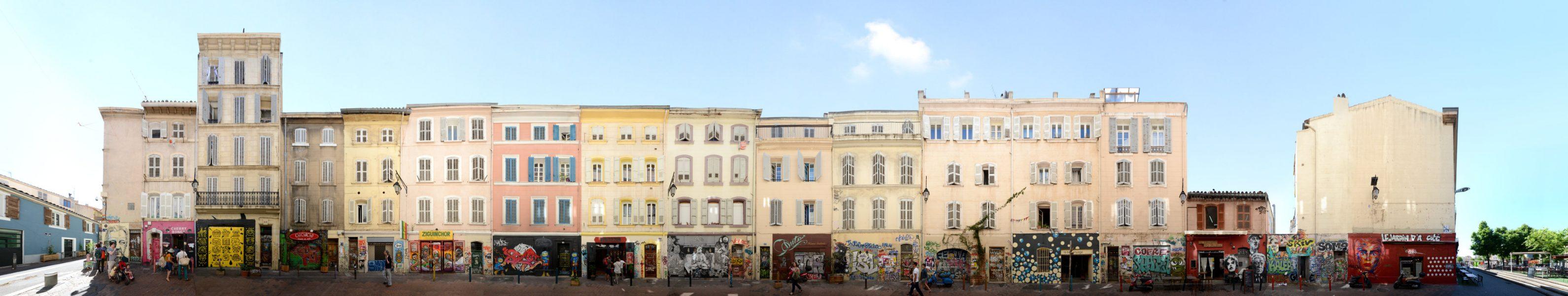Rue Pastoret | Cours Julien | street art