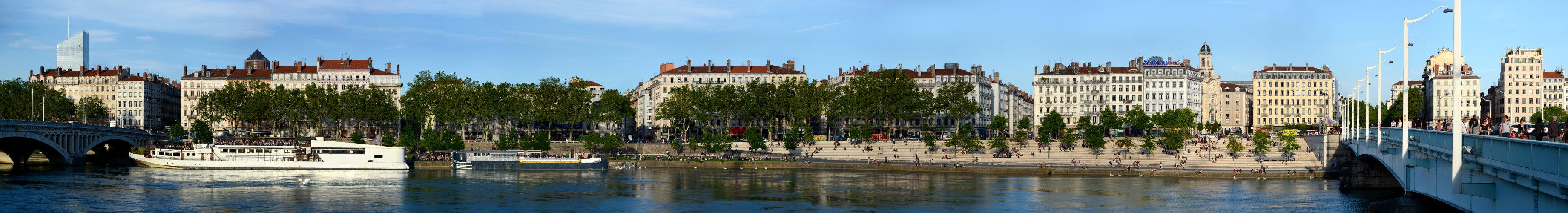 Rhône | Quai Victor Augagneur