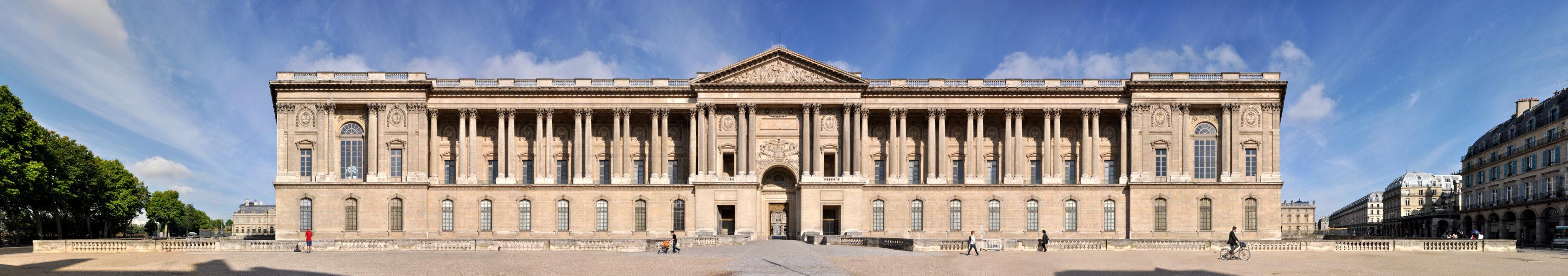 Louvre Palast | Perrault's Kolonnade