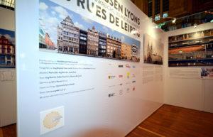 Leipzig Lyon Ausstellung Deutschland Frankreich