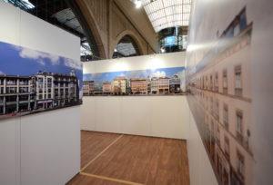 Leipzig Lyon Panorama Ausstellung HBF