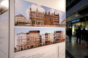 Partnerstädte Hannover Rouen Panorama Architektur