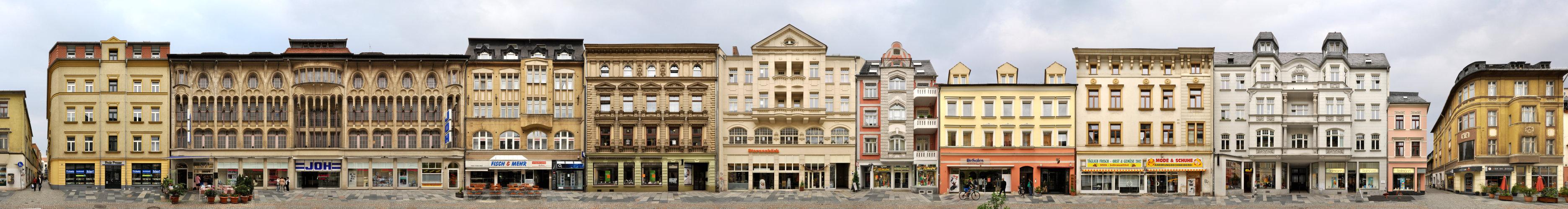 Hauptstraße | Jugendstil Kaufhaus