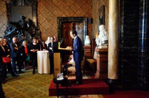 Hamburger Rathaus Honorarkonsul Frankreich