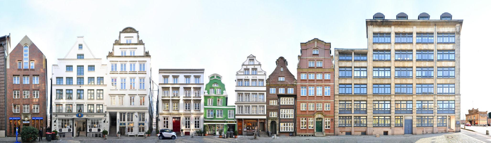 Deichstrasse | Old Town