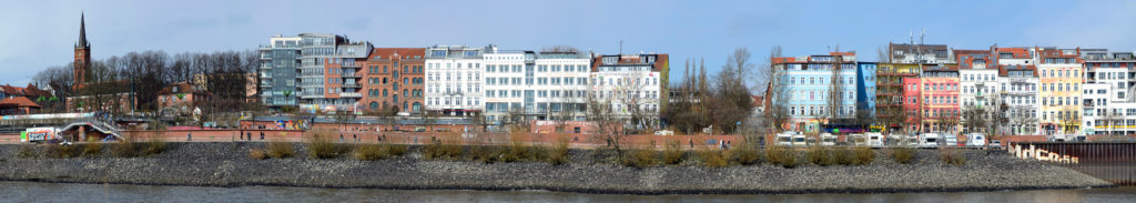 Hafenstrasse St Pauli