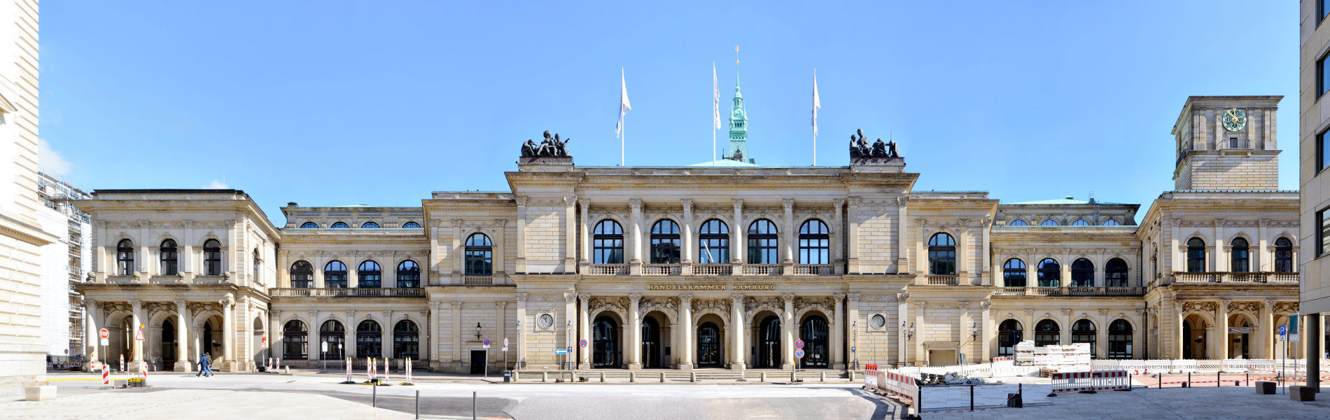 Bourse | Chamber of Commerce Hamburg