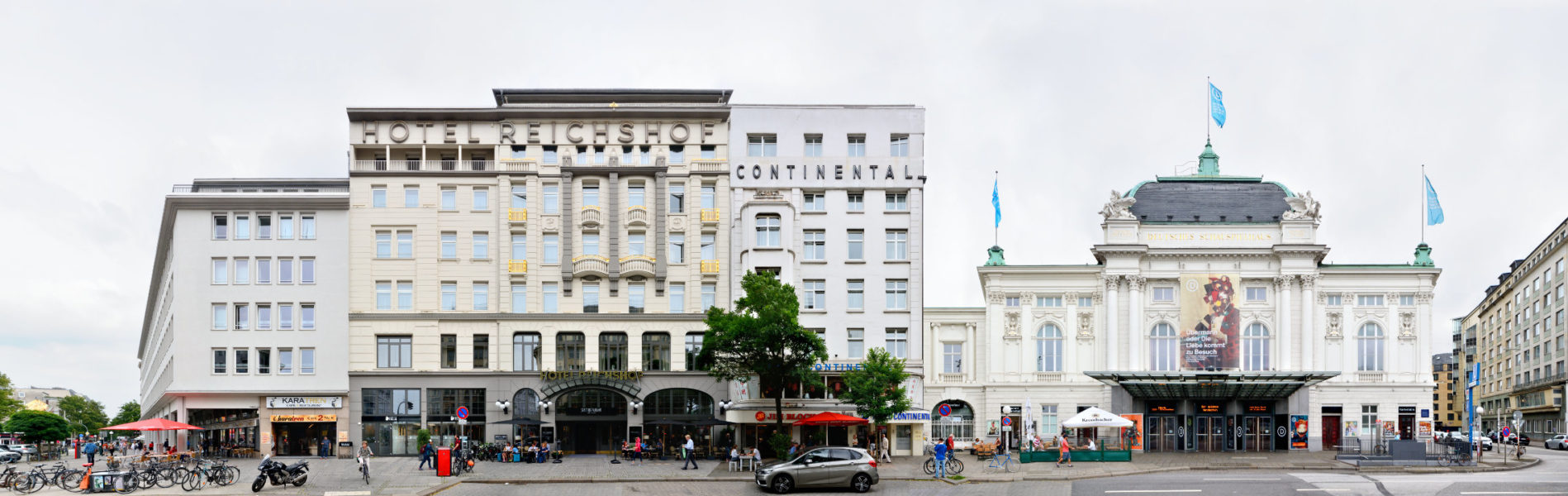 Deutsches Schauspielhaus | Kirchenallee
