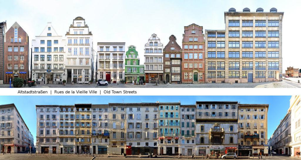 Hamburg | Marseille Deichstrasse Rue Francis Davso