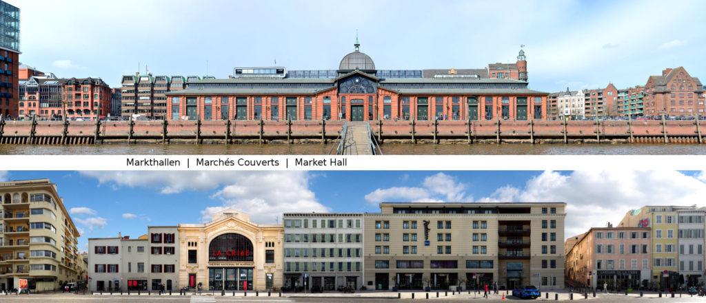 Hamburg | Marseille Fischauktionshalle, La Criee
