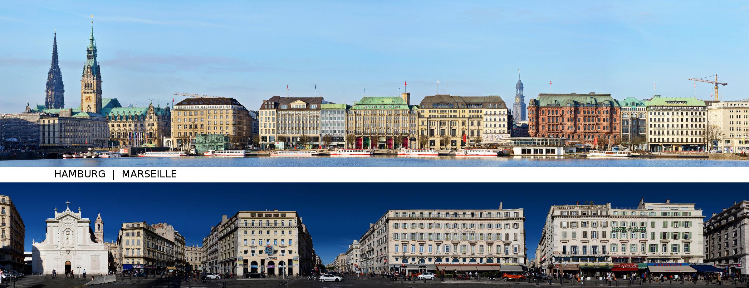 Hamburg | Marseille Exhibition Heritage Architecture