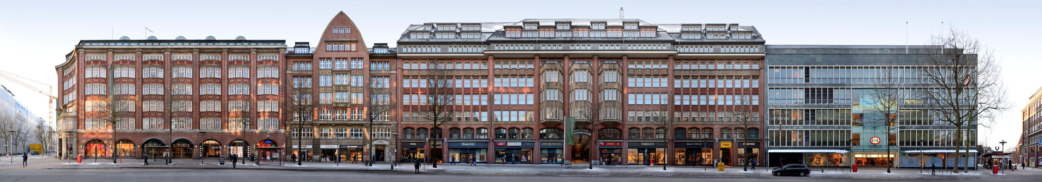 Mönckebergstraße | Levantehaus