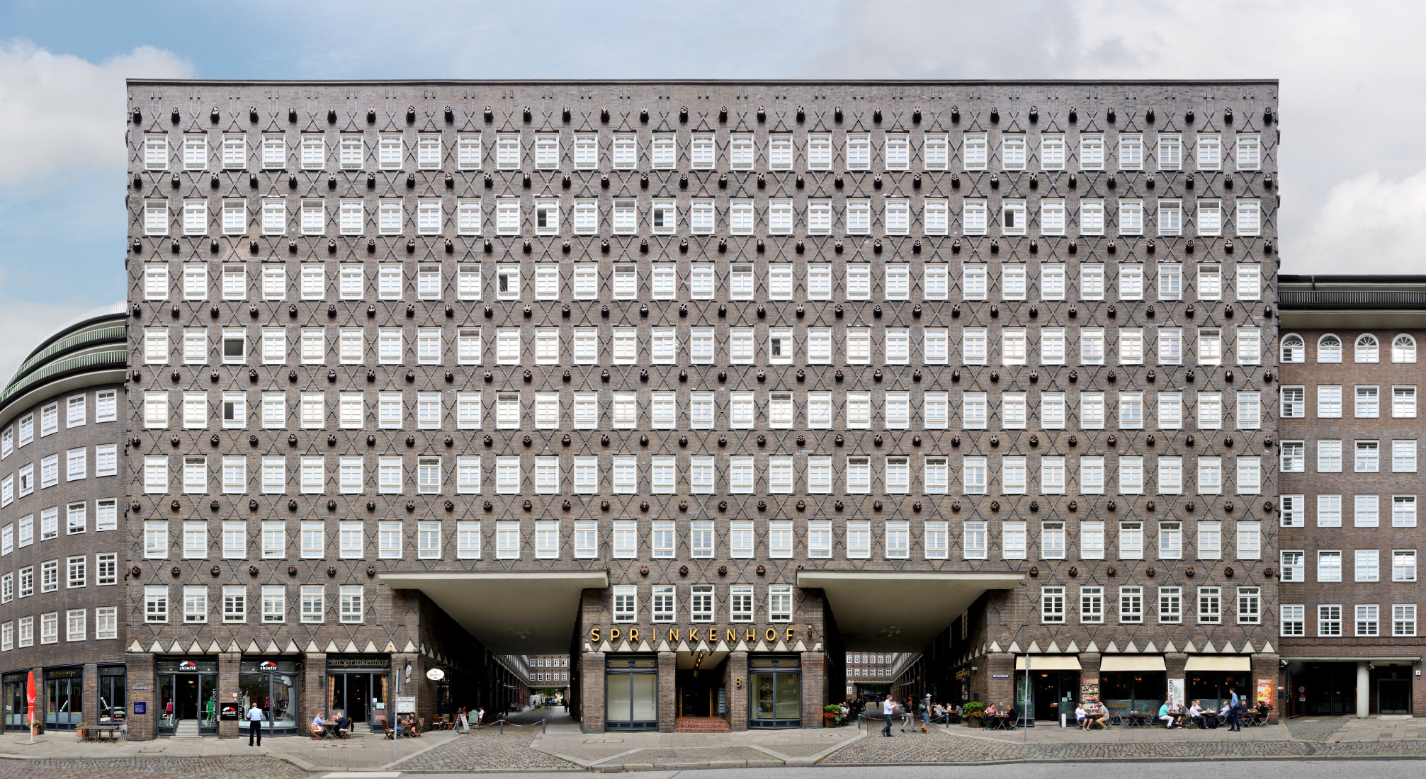 Hamburg UNESCO Kontorhausviertel