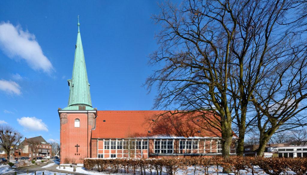 Hamburg Johanniskirche