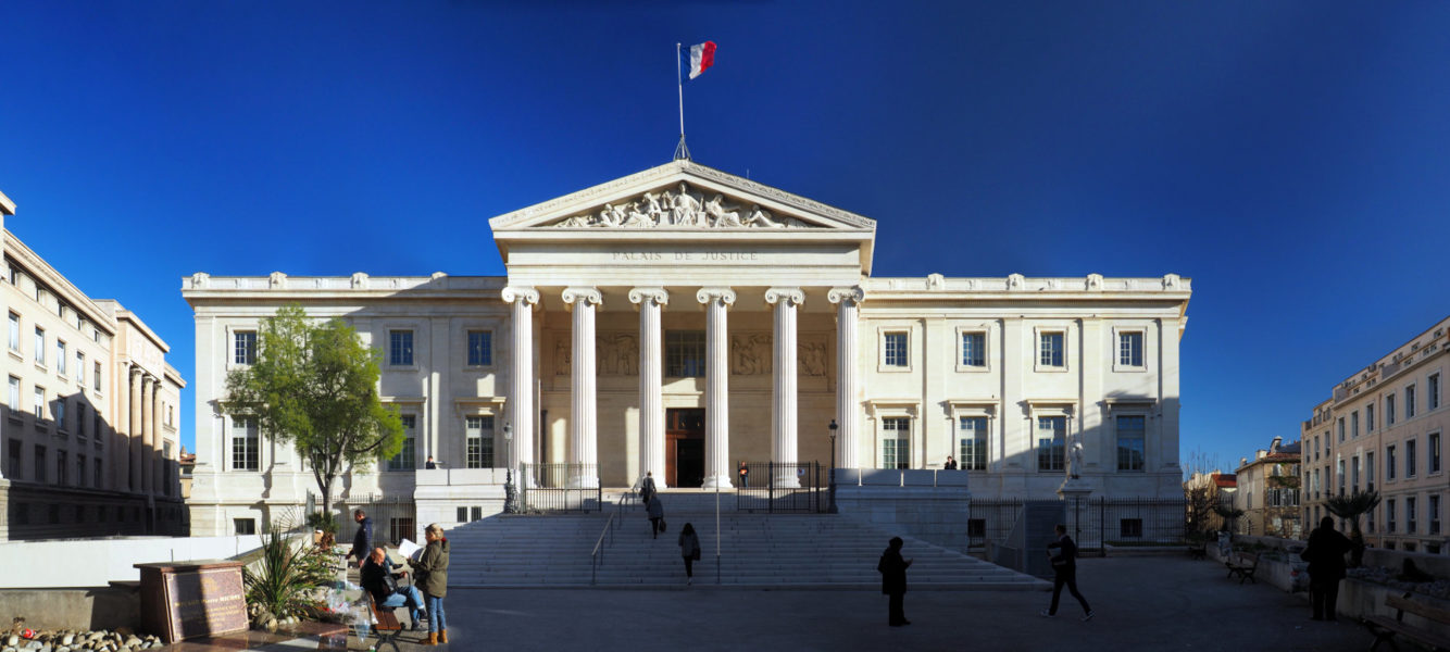 Marseille Courthouse