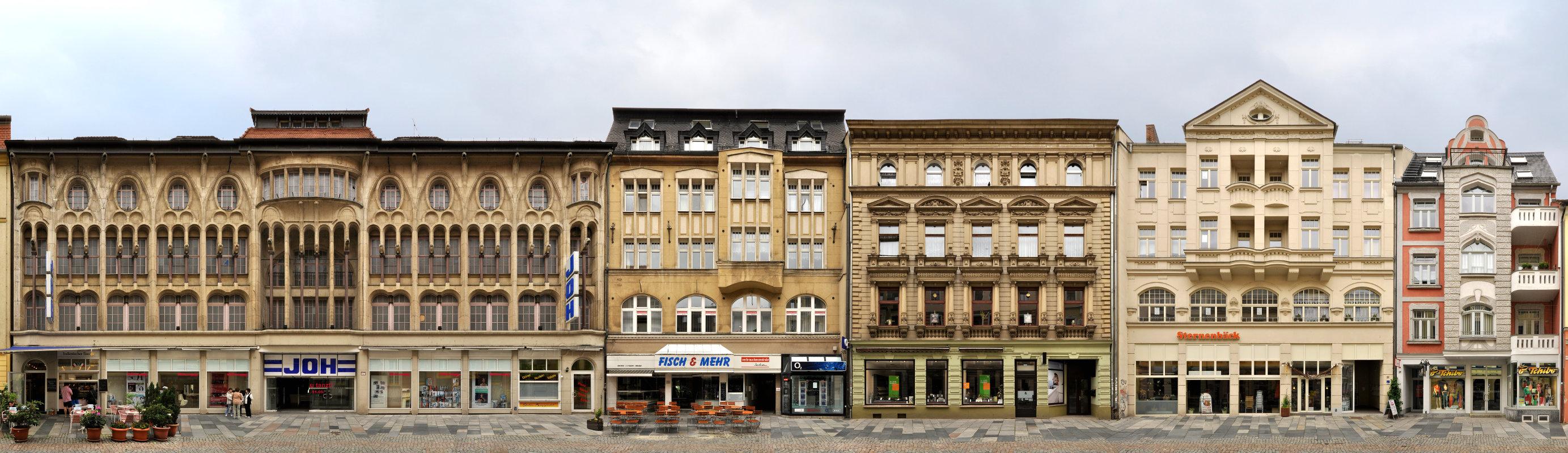 Kaufhaus Joh Zwickau