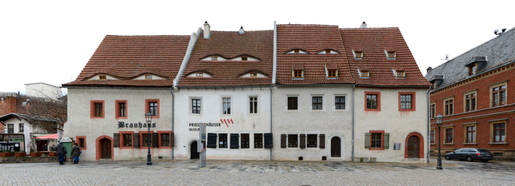 Zwickau Priesterhäuser Fotografie