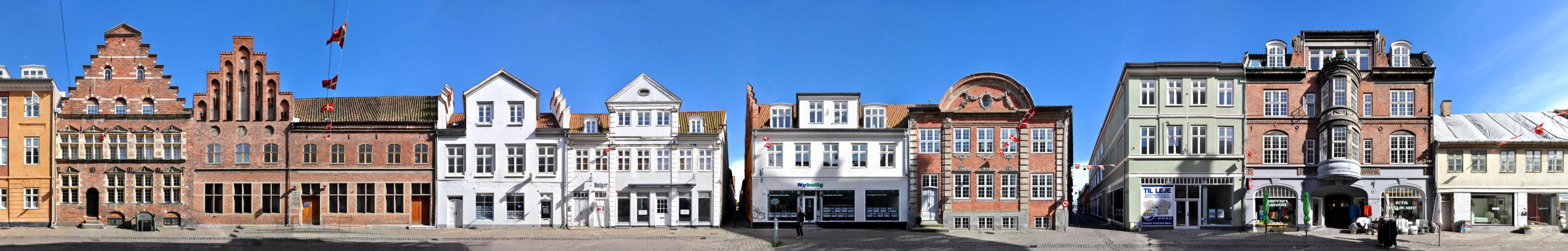 Stengade Fassaden