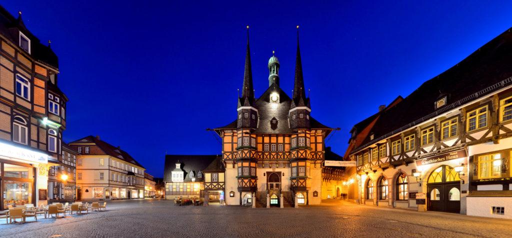 Rathaus Wernigerode Town Hall