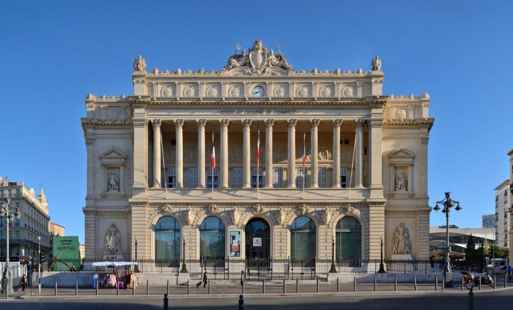 Palais de la Bourse Marseille