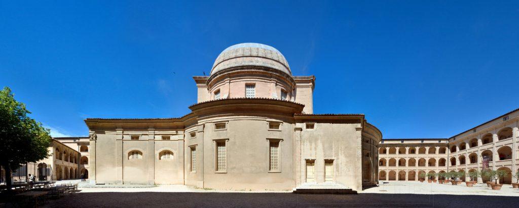 Chapelle de Vieille Charite Marseille
