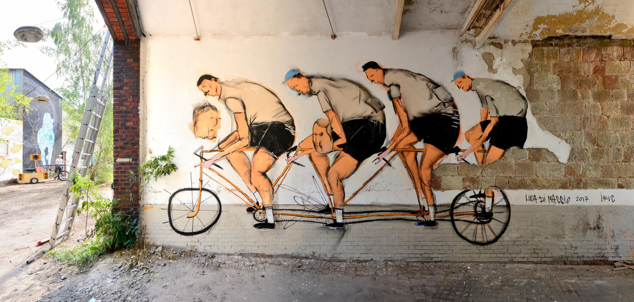 Chemnitz streetart 2017