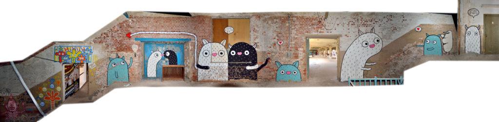 streetart ibug 2017 chemnitz