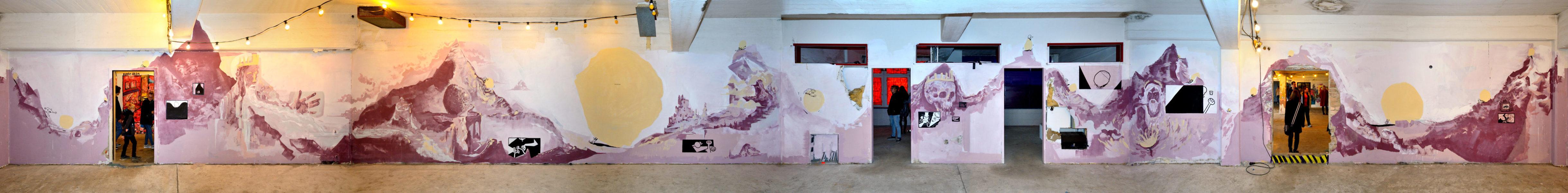 Chemnitz | IBUG 2018 | Sisyphos Raum