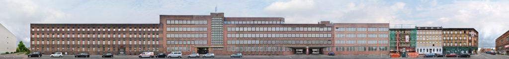 Konsum Architektur Leipzig Plagwitz Expressionismus