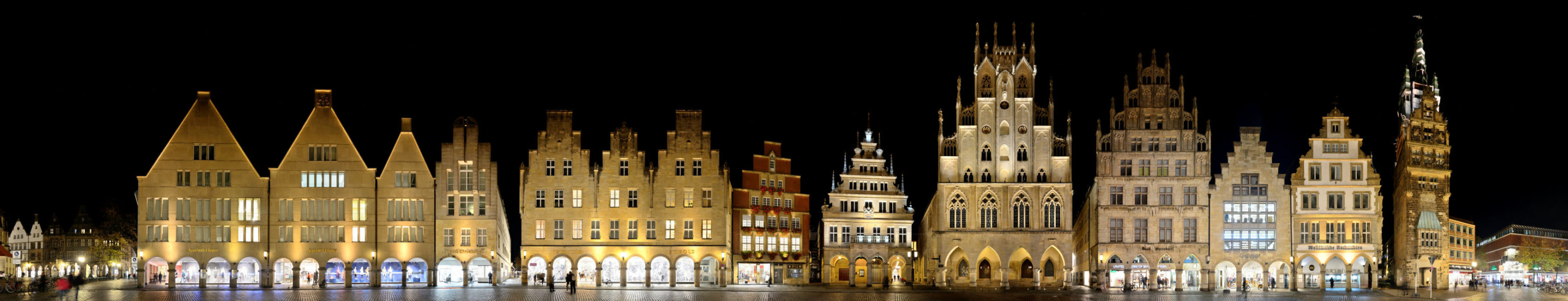 Prinzipalmarkt | Historical City Hall